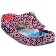 Ten PVC Pink Flip Flop -ts166