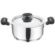 Vinod Cookware 202 Tivoli Casserole with lid 22 cm TIV-C-22