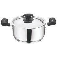 Vinod Cookware 202 Tivoli Casserole with lid 24 cm TIV-C-24