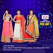 Tarana Designer Pavada - Pick Any 1