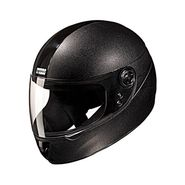 Studds - Full Face Helmet - Chrome Elite (Black) [Large - 58 cms]
