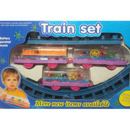 Toy Train Set For Kids-toy82