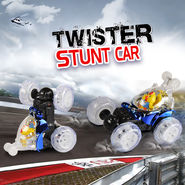 Twister Stunt Car