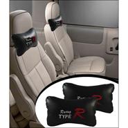 Type R Car Seat Neck Cushion - Black