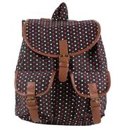 Tamirha Cotton Multicolor Backpack -UB16976
