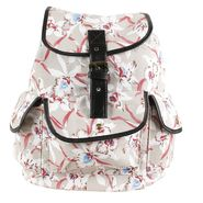 Tamirha Cotton Multicolor Backpack -UB16977