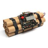 Defuse Bomb Alarm Clock-ULBOMBCLOCK