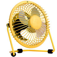 USB Cooling Fan-Yellow