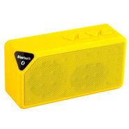 Adcom X3 Mini Wireless Mobile/Tablet Speaker - Yellow
