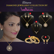Uttara Diamond Jewellery Collection by Belleza