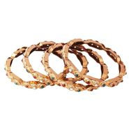 Variation Collection Of 4 Copper Bangles_Vd11373