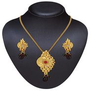 Variation Multi Fashion Drop Pendant Set_Vd14485