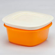 Cutting Edge Microwaveable Veggie Fresh 1500 ml Containers Set Of 5 Orange