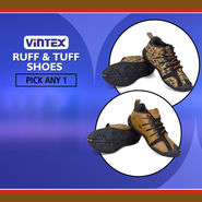 Vintex Ruff & Tuff Shoes - Pick Any 1 (CS8)