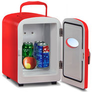 VOX Portable 4 Ltr Mini Refrigerator For Home & Car