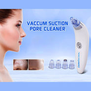 Vacuum Suction Pore Cleaner