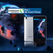 Videocon Pro 1 4G Smart Phone