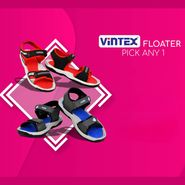 Vintex Floaters (DF10E) - Pick Any 1
