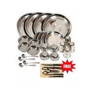 Set of 24 Vox Stainless Steel Dinner Set KP-SS1109
