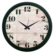 meSleep Vintage Wall Clock (With Glass)-WCNW-05-117