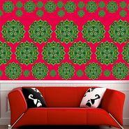 meSleep Ethnic Water Active Wall Paper 40 x 120 Inches-WPWA-03-13