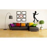 Boy Decorative Wall Sticker-WS-08-100