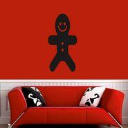 Black Cartoon Decorative Wall Sticker-WS-08-118