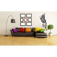 Black Decorative Wall Sticker-WS-08-187