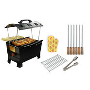 Wellberg Electric Barbecue