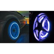 Tyre Wheel Light - Blue