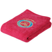 Wimbledon Ladies Guest Towel - Berry