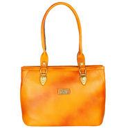 Xccess Genuine Leather Multicolor Handbag -Xlhb03