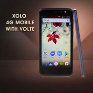 Xolo 4G Mobile With VoLTE