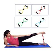 Yoga Fitness Workout Exercise Band for Women & Men