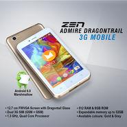 ZEN Admire Dragontrail 3G Mobile