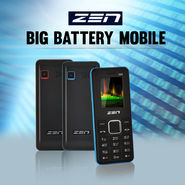 ZEN Big Battery Mobile