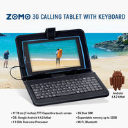 ZOMO 3G Calling Tablet with Keyboard