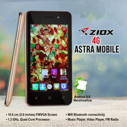 Ziox Astra 4G Mobile