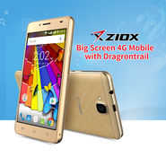 Ziox Big Screen 4G Mobile With Dragrontrail