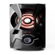 Envent Deejay Blaze Illuminating 5.1 Home Audio Speaker with 45W RMS.