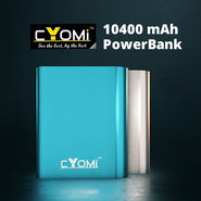cYoMi 10400 mAh PowerBank
