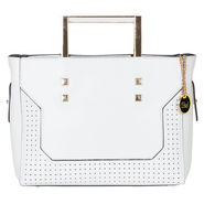 Nova PU White Shoulder Bag -gd19