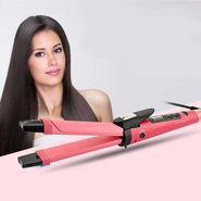 Nova NHC-1818SC Hair Straightener & Hair Curler