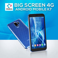 I Kall Big Screen 4G Android Mobile (K7)