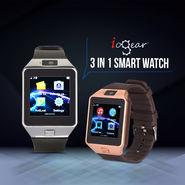 ioGear 3 in 1 Smart Watch