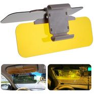 HD Car Anti-Glare Dazzling Goggle Day & Night Vision Driving Mirror Sun Visors