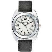 Mango People Analog Round Dial Watch For Men_mp007 - White