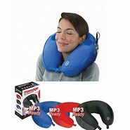 Neck Massage Pillow With Music