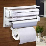 Multipurpose Triple Paper Dispenser