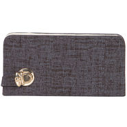 Nova PU Black Clutch -gd83
